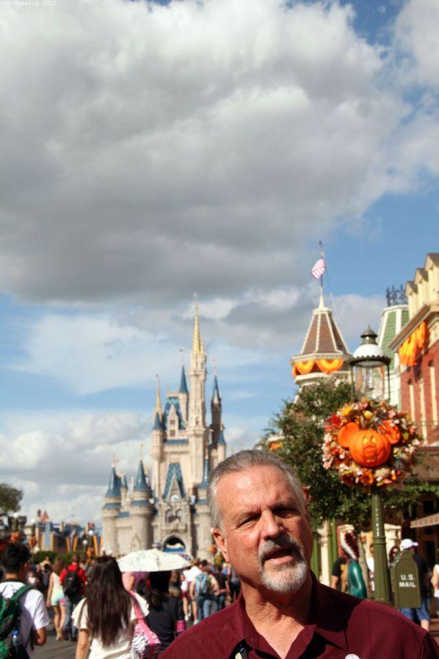 Walt, unser Tourguide