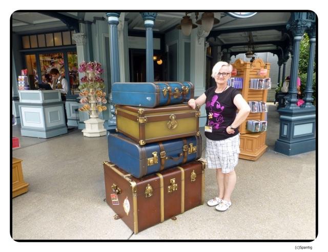 Alle Koffer sind da :-)