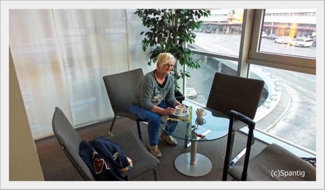 Lounge in Berlin