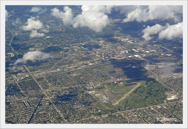 Der Flughafen von Fort Lauderdale