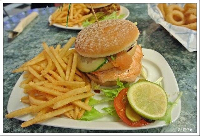 Nordic Burger 19,99€