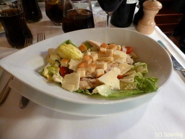 Ceasars Salad