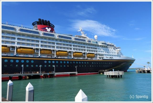 Im Hafen von Key West
