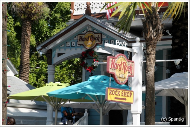 Hard Rock Cafe Key West